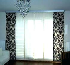 glass door curtains sliding glass door coverings curtain decoration ideas incomparable curtain ideas for sliding glass