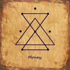Money Sigil Isoteric Symbols татуировки оккультизм и символы