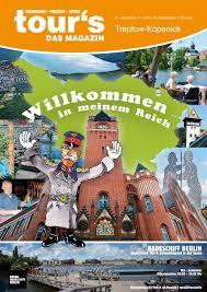 Calaméo Tours Magazin Regional Treptow Köpenick 012016