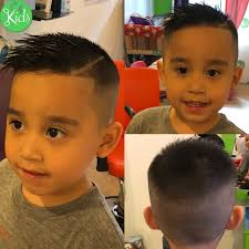 top kids hairstyles 2018 best kids hairstyles for children 2018 back to short hairstyles for boys short haircuts for boys spiky side swept