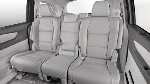 2016 honda odyssey interior. Modren Interior 2016 Honda Odyssey Interior Seating Second Third Row With Honda Odyssey Interior R
