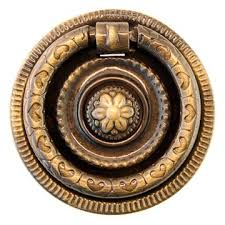 antique drawer pulls. Fine Antique Restorers Classic Antique Brass Ring Pull On Drawer Pulls R