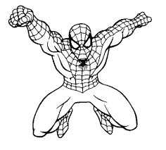 Disegni Da Colorare Spiderman Per Bambini Org Con Spiderman Disegni