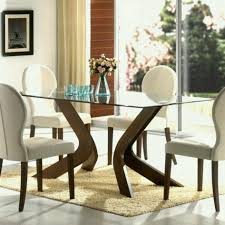ikea glass dining table view by size x round canada with chairs