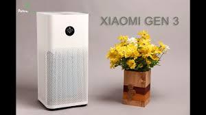 Máy lọc không khí Xiaomi gen 3H - YouTube