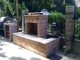 how to build a outdoor fireplace outdoor fireplace plans bread build how to build outdoor fireplace