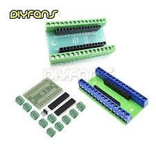<b>Nano V3</b>.0 AVR <b>ATMEGA328P</b>-AU <b>Module Nano</b> Terminal Adapter ...