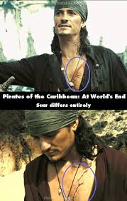 Pirates Of The Caribbean Quotes Pirates of the Caribbean At World's End 100 movie mistake 65