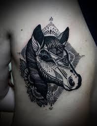 Anett Tetování Zvířata