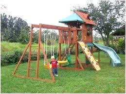 swing set ideas outdoor swing set ideas fire pit home design garden architecture blog swing set