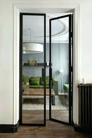interior door with frosted glass insert selecting the best french doors panels attractive home decor