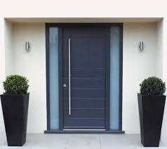 black exterior door knobs. image of dazzling front entry door hardware long bar handles in brushed stainless black exterior knobs