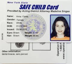 Safe ny Child Operation Da Nassau County