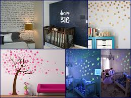 Bedroom Unique Wall Paint Ideas Diy Painting Easy