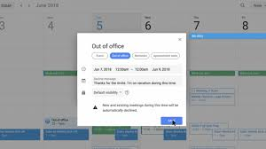 calender tools google calendar gets new out of office and work hour tools android
