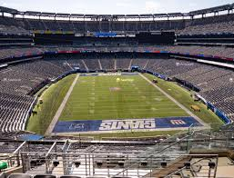 Ny Giants Seating Chart With Rows Metlife Stadium Section 202 B Seat Views Seatgeek