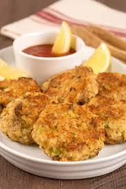 Quick Baked Crab Cakes Recipe ...