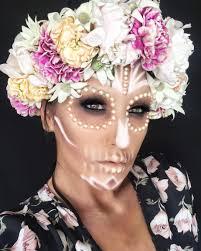 05 sugal skull make up by samigehlken makeup artist 2016