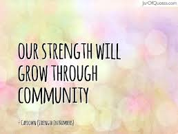 40 Beautiful Community Quotes And Sayings Classy Quotes About Community