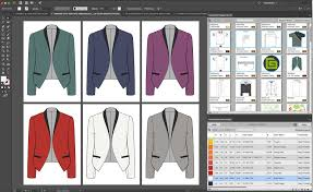 Etelestia Cad Fashion Design Software Speed Has Become The New Normal In Fashion As Designers