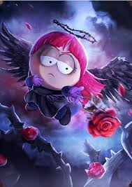 south park images dark angel red hd wallpaper and background photos
