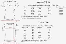 Usa T Shirt Size Guide Dreamworks