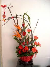 chinese flower arrangements | Flower Flaire: Chinese New Year Arrangement