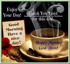 Good Morning Monday Quotes Beauteous Happymondaygoodmorningwishimagepics