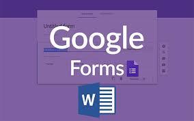 Sumber soal berasal dari buku siswa kurikulum 2013 kelas 123456 semester 1 dan semester 2. 4 Cara Import Soal Ke Google Form Dari Word 100 Working