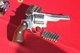 ruger s newest redhawk is an 8 round 357 magnum that is comfortable accurate