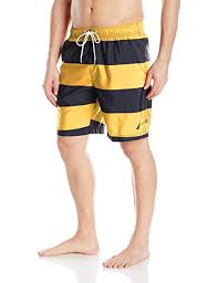 Nautica Swim Trunks Size Chart Nautica Mens Swimsuit Amazon Co Uk Clothing
