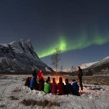 Northern Lights Camping And Caravan Park All Inclusive Northern Lights Trip