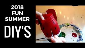 diy summer room decor 2018 5 easy fun and colorful diy s