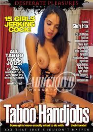 Taboo Handjobs DVD Desperate Pleasures