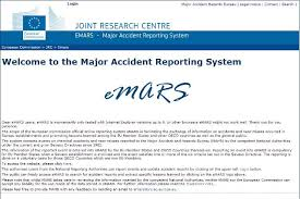 Major Accident Reporting System Eu Science Hub