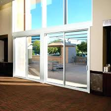 cost to repair sliding glass door how much to install new average