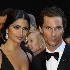 Matthew McConaughey lebt mit Verlobter und den Kindern in Texas