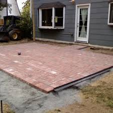 Simple patio designs with pavers Low Cost Magnificent Ideas Inexpensive Patio Pavers Pleasing The On Budget Frugal Very Small Patio Ideas Theestatesgacom Ideas Cheap Patio Paver To Make Rhthebrideschoicenc Patios Easy