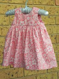 Baby Girl Dress Patterns Mesmerizing Free Sewing Patterns For Baby Girls One Of The Changes I Made To