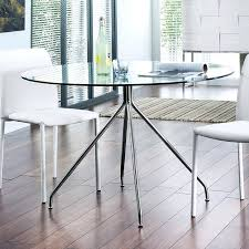 round glass dining table modern big and ikea canada round glass dining