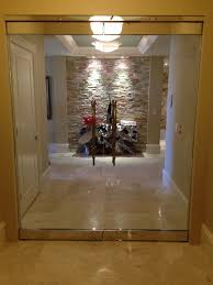 glass doors magnetic locking view to interior view to interior