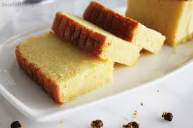 Very Rich Butter Cake Foodelicacy
