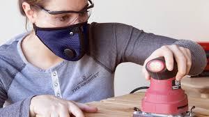Neoprene Mesh Reusable Dust Mask