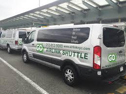 newark airport shuttle service