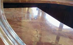 marble vanity top etches removed