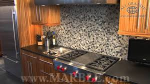 Granites For Kitchen Blue Bahia Granite Absolute Black Granite Kitchen Countertops By