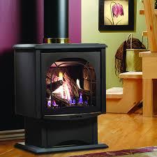 freestanding gas stove fireplace. Amazing Living Rooms The Elegant Natural Gas Stove Fireplace Within Freestanding Ordinary