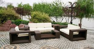 modern patio furniture things to consider while ping