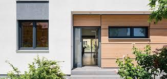 Verschiedene Fassaden Für Ihr Eigenheim Putz Holz Klinker