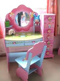 childrens vanity table dressing table and stool best of kid vanity chair with kids wooden unit